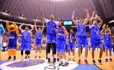 Las mejores imágenes del partido entre el San Pablo Burgos y el UCAM Murcia