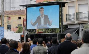 Casado asegura que el PSOE no engaña a nadie y ha pactado con Podemos y ERC