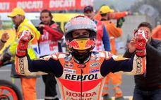 Márquez pone la directa en Le Mans