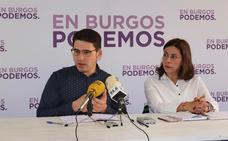 Podemos quiere investigar los pagos a los altos funcionarios en Burgos