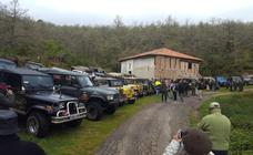 Las mejores imágenes de la IX Concentración Nacional del Club Jeep Wilys de Belorado