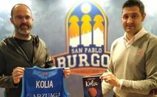 La fiebre del baloncesto en Burgos llega a la literatura con 'Kolia'