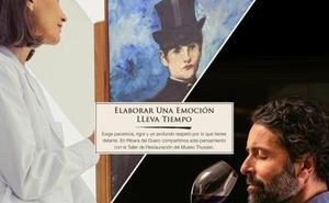 Ribera del Duero y el Museo Thyssen se unen en una campaña promocional