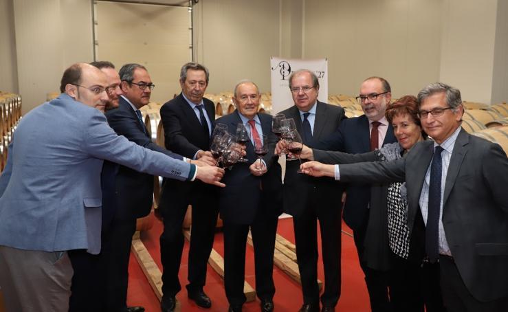 Herrera inaugura el Centro de Protos de Alta Tecnología de Elaboración