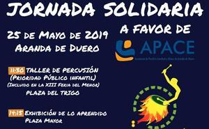 La Asociación Sociocultural Gurús organiza este sábado una jormada solidaria a favor de APACE Aranda