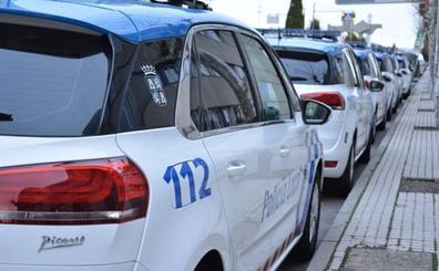 Detenidas tres personas en Burgos por su estancia irregular en España