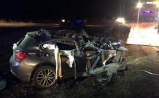 El conductor «fugado» en Quintanilla del Agua duplicaba la tasa de alcohol permitida cuando chocó con un tractor en febrero