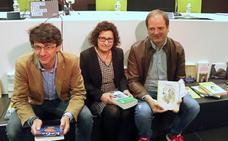 La Feria del Libro de Burgos se estrena con la presentación de un libro inédito de Tino Barriuso