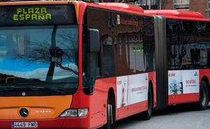 El Ayuntamiento de Burgos ingresará 493.680 euros por la publicidad exterior de los autobuses urbanos