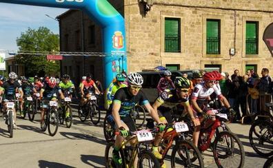 El 2 de junio se disputa la XXI Marcha BTT Pinares con salida en Canicosa de la Sierra