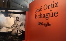 Imágenes de la exposición 'José Ortiz Echagüe' de la Casa del Cordón