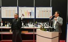 El mejor sumiller de Asia usa vino de autor Casajús en un seminario de maridaje