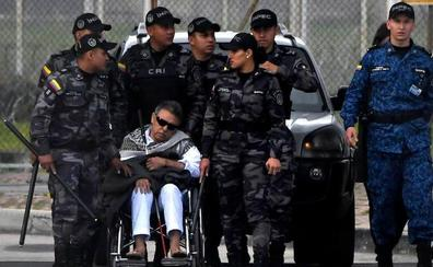 El excomandante 'Timochenko' marca distancias con la línea dura de las FARC