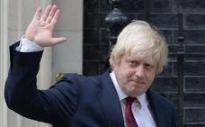 Boris Johnson y trece más