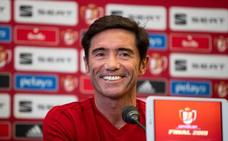 Marcelino: «La mayoría de los entrenadores no sabemos cómo parar a Messi»