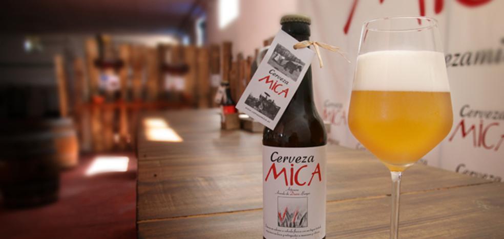 Cerveza Mica, de Aranda de Duero, gana dos medallas de Oro en Frankfurt y Lyon