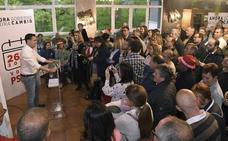 PSOE Burgos cierra una campaña «dura, larga y emocionante» y con la «esperanza» de repetir los resultados del 28-A
