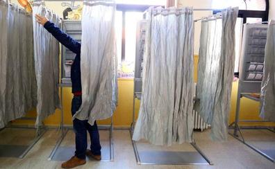 A las urnas... pero sin poder votar al alcalde
