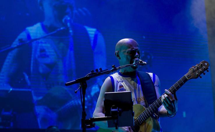 El San Pablo Burgos celebra en el Coliseum su 'Noche Azul'