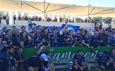 El VRAC, campeón de Liga por novena vez
