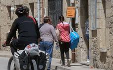 Un colegio electoral camino de Santiago