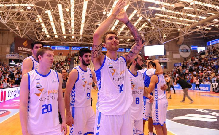 El San Pablo Burgos despide la temporada con una victoria histórica en Lugo
