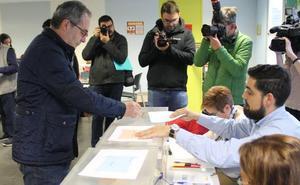 Ángel Martín (Vox): «Queremos conseguir el cambio de Burgos desde el liderazgo del bloque de centro-derecha»