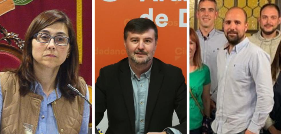 El PSOE gana las elecciones en Aranda pero las tres derechas suman mayoría