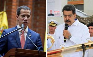Los enviados de Maduro y Guaidó tendrán su primer cara a cara en Oslo