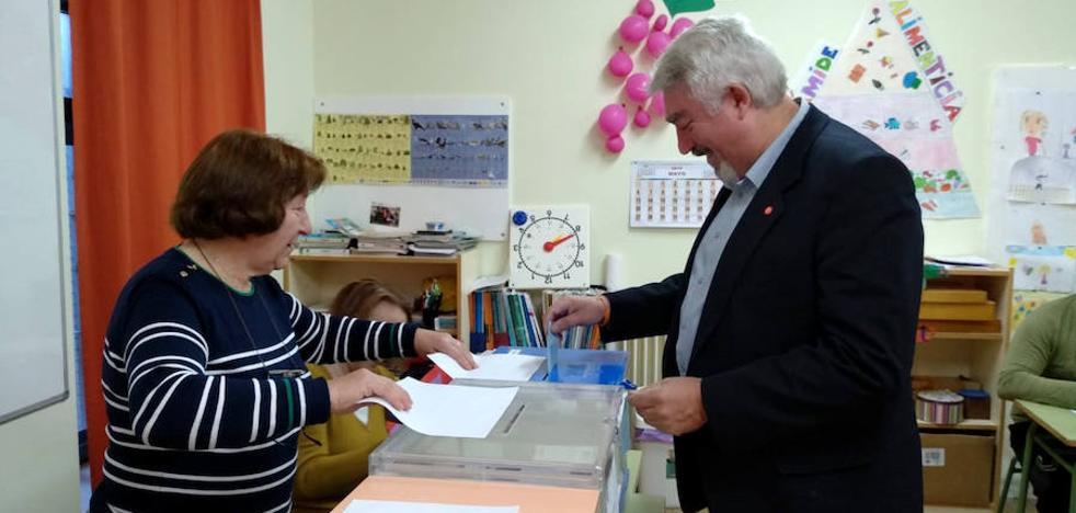 Delgado (Cs) anima a votar para que la ilusión y el futuro acaben con 32 años de falta de oportunidades