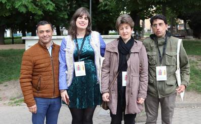 Eugenia Sáez (Imagina): «Somos la alternativa de Gobierno progresista y de cambio real»