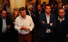El PP compartió con sus afiliados el resultado electoral