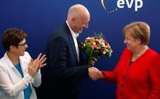 Europa busca relevo a Juncker