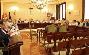 La provincia de Burgos se tiñe de rojo y pone en peligro la hegemonía del PP en Diputación