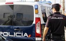 Detenido en Burgos por embestir y destrozar el coche del anterior novio de su expareja