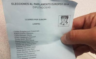139 burgaleses votaron a Puigdemont el 26-M