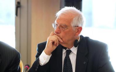 El Ministerio de Exteriores ruso cita al embajador español por palabras «inamistosas» de Borrell