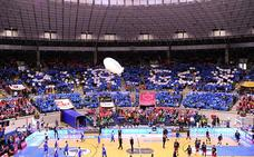 Burgos domina la afluencia de público en la ACB