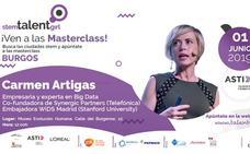 Carme Artigas, cofundadora de Synergic Partners, clausura este sábado la tercera edición del proyecto STEM Talent Girl