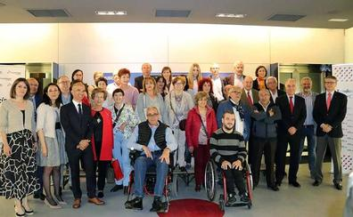 60 asociaciones de la provincia de Burgos se benefician de las ayudas de Cajacírculo e Ibercaja