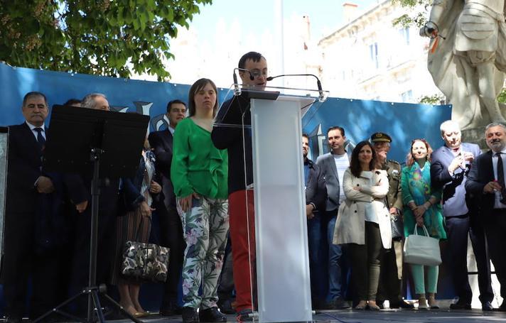Imágenes de la celebración de Down Burgos del Día del Medio Ambiente con la lectura de Harry Potter