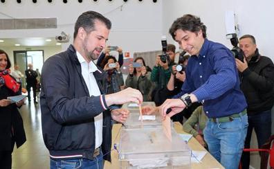 El PSOE es también la opción preferida de los burgaleses residentes en el extranjero