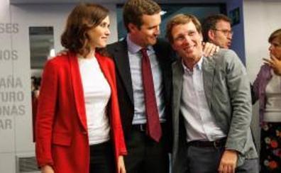 Madrid se convierte en la casilla clave para resolver el sudoku de las negociaciones territoriales