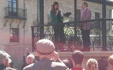 200 personas se reúnen en el VIII Encuentro Provincial de Mayores de Cruz en Miranda