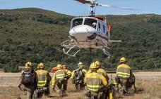La Junta decide declarar peligro medio de incendios forestales en toda la Comunidad hasta el 6 de junio