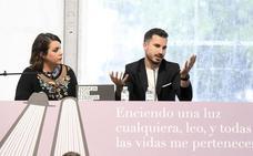 Javier Castillo afirma que Burgos es una ciudad con « un encanto muy particular» y que dan «ganas de escribir sobre ella»