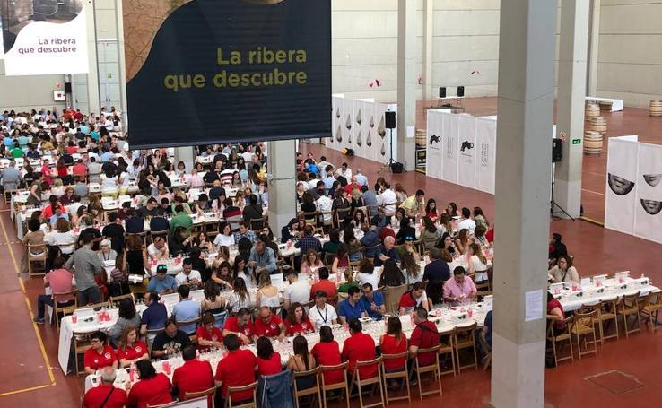 Los 1000 que siempre aciertan fallan los Premios Envero de Aranda de Duero