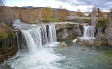 Fallece un hombre al ahogarse en la cascada de Pedrosa de Tobalina