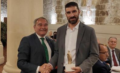 Jorge Serrano gan el XXV Premio San Juan de Ortega de Arquitectura Técnica