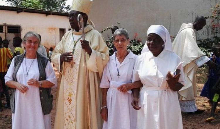 La Catedral de Burgos acogerá una misa en honor de la misionera burgalesa degollada en República Centroaficana